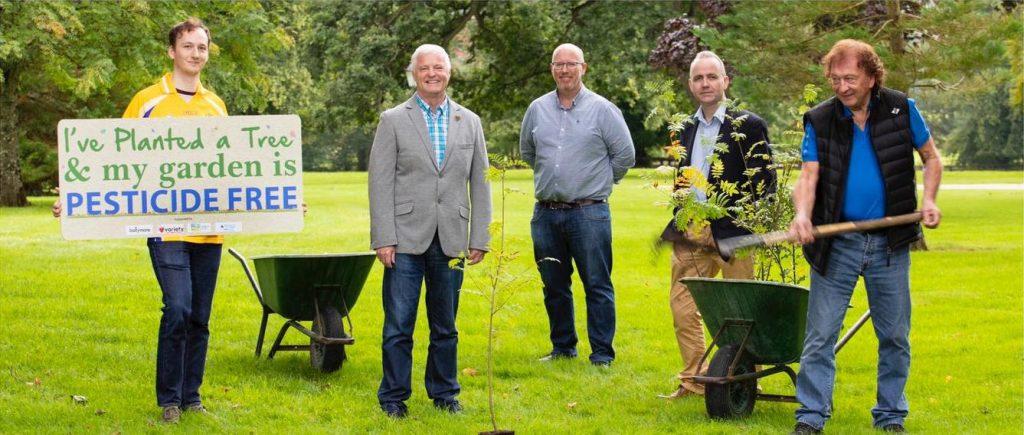 7500 Trees Planted Pesticide-Free Garden