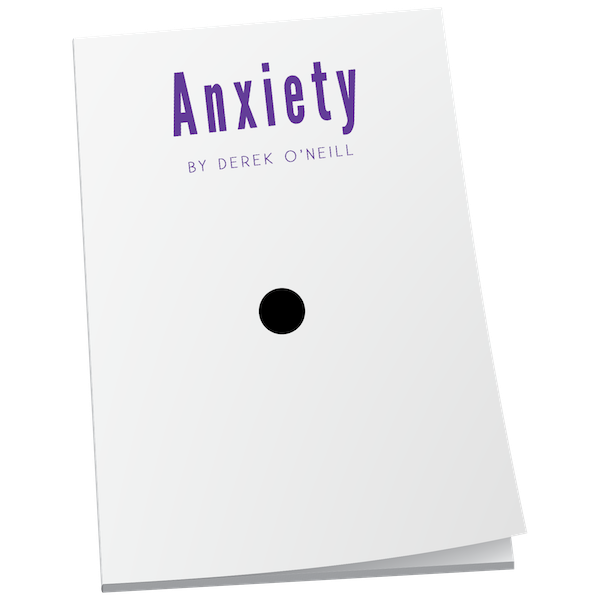 Anxiety to Peace book
